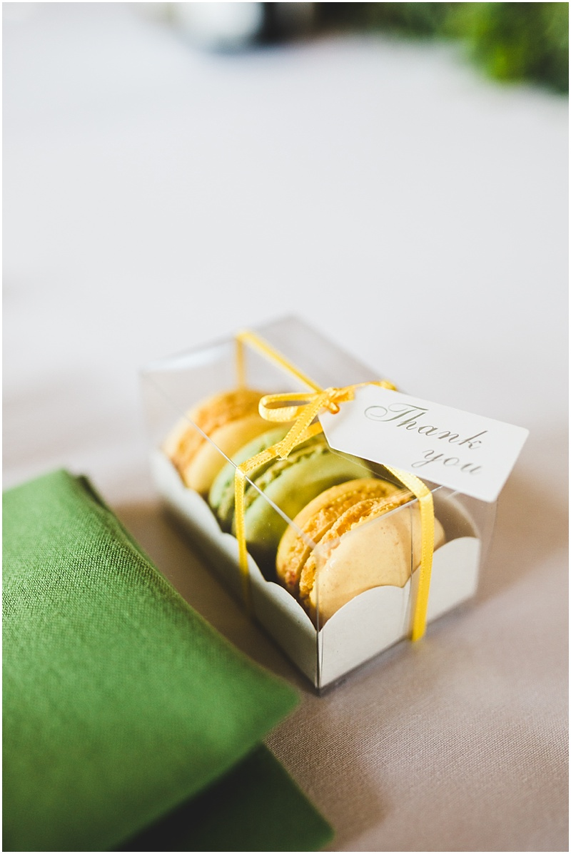Favors are not just for Wedding guests. Why saying thank-you, properly, can help to promote your wedding business, free of charge?